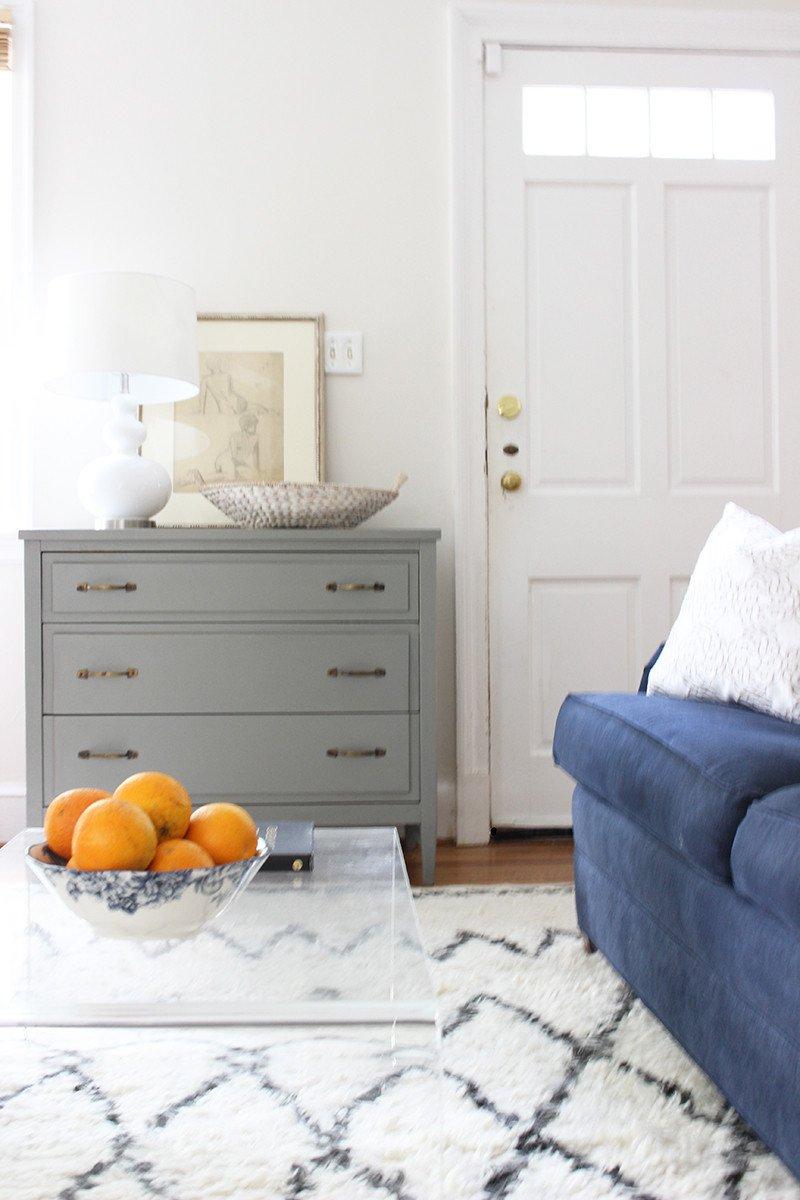 Small Living Room Ideas Doors Beautiful How to Decorate when Your Front Door Opens Into Your Living Room — Blue Door Living