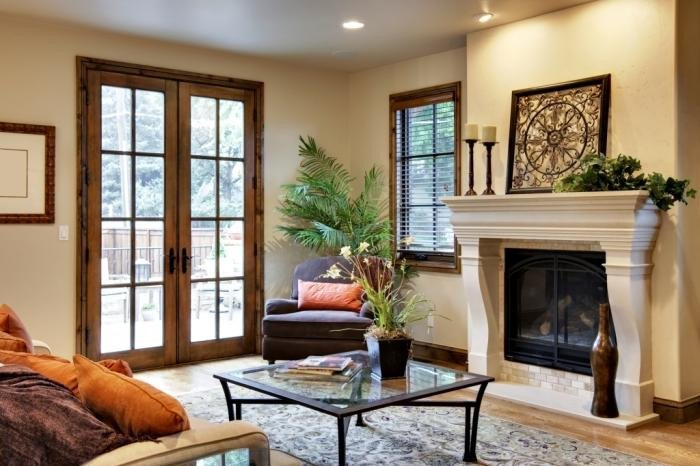 Small Living Room Ideas Doors Best Of 15 Cozy Living Rooms with French Doors and Windows Rilane