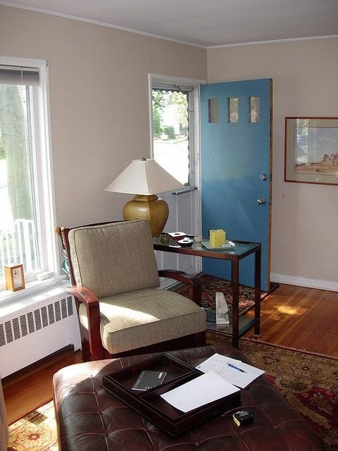 Small Living Room Ideas Doors Elegant How to Decorate A Living Room that the Front Door Opens Into Google Search