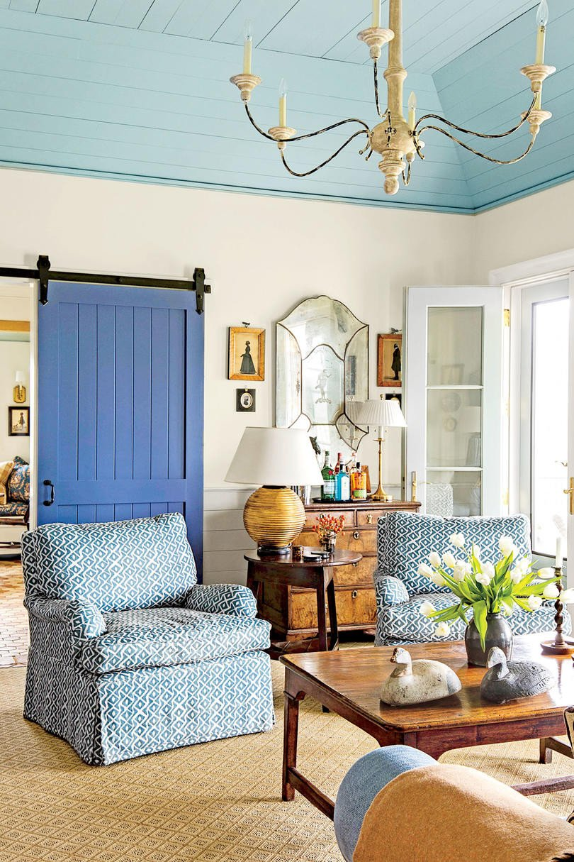 Small Living Room Ideas Doors Inspirational 106 Living Room Decorating Ideas southern Living