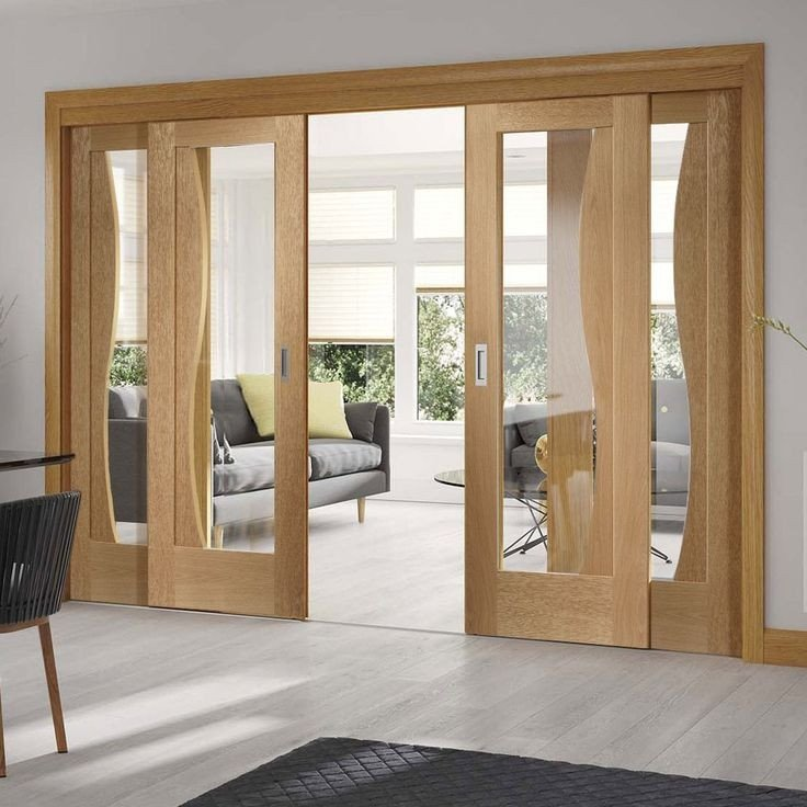 Small Living Room Ideas Doors Unique 20 Latest Wooden Sliding Doors for Living Room Decoration Channel