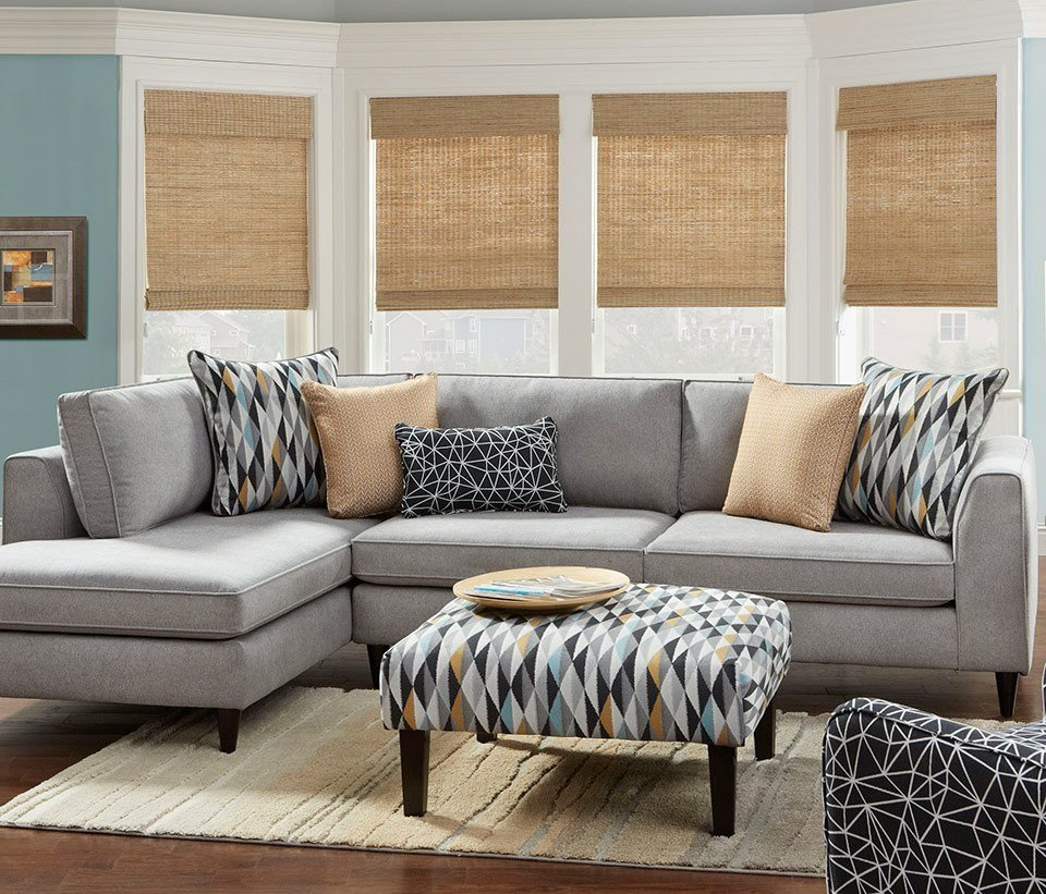 Small Living Room Ideaswith Sectionals Inspirational Design Dilemma Can I Use A Sectional when Furnishing A Small Space Schneiderman S the Blog