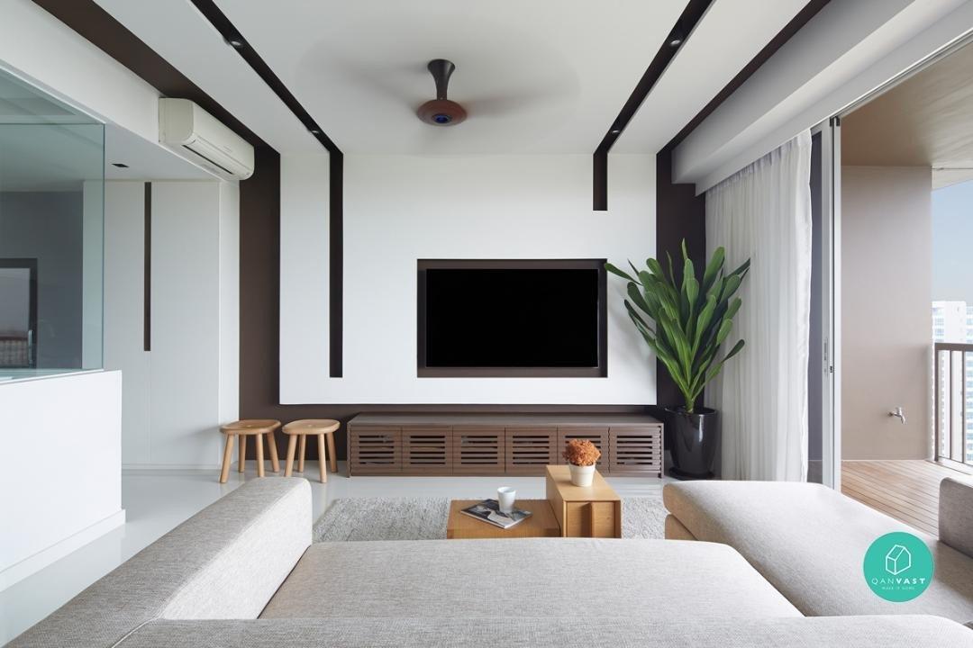 Small Living Room Interior Design Elegant Smart Interior Design Ideas for Small Condos