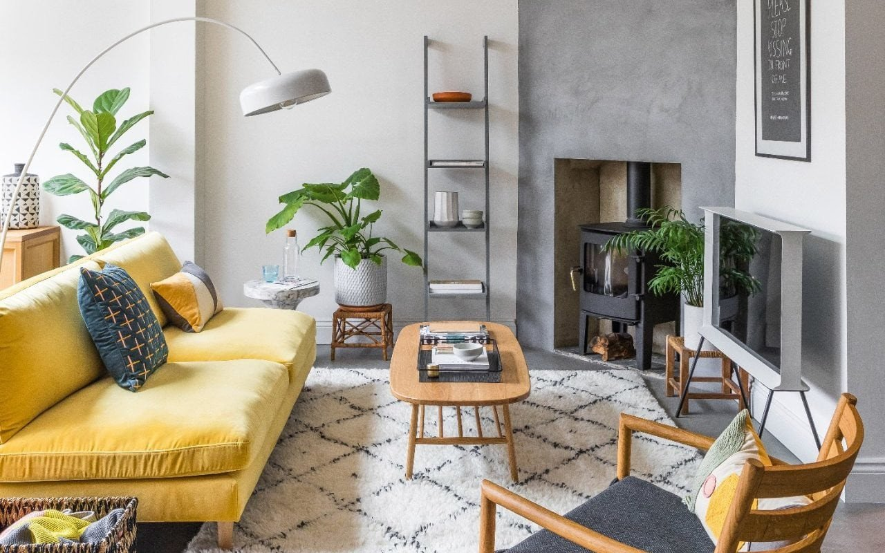 Small Living Room Interior Design Fresh Small On Space Big On Ideas How to Maximise A Pact Interior