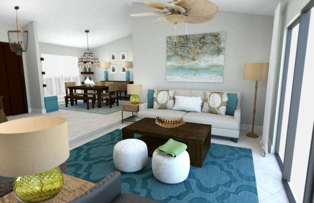 Small Living Room Interior Design New Beach Decor 3 Line Interior Designer Rooms