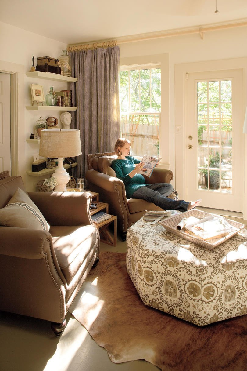 Small Living Room Makeover Ideas Awesome A Living Room Redo with A Personal touch Decorating Ideas southern Living