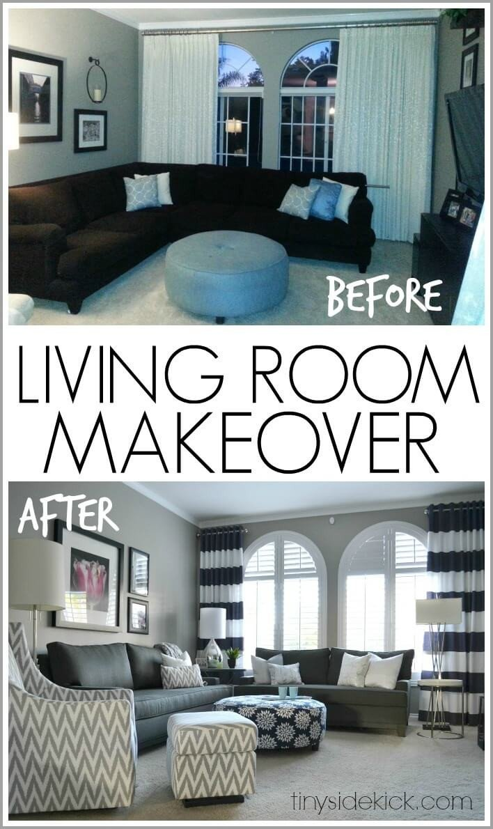 Small Living Room Makeover Ideas Beautiful 26 Best Bud Friendly Living Room Makeover Ideas for 2019