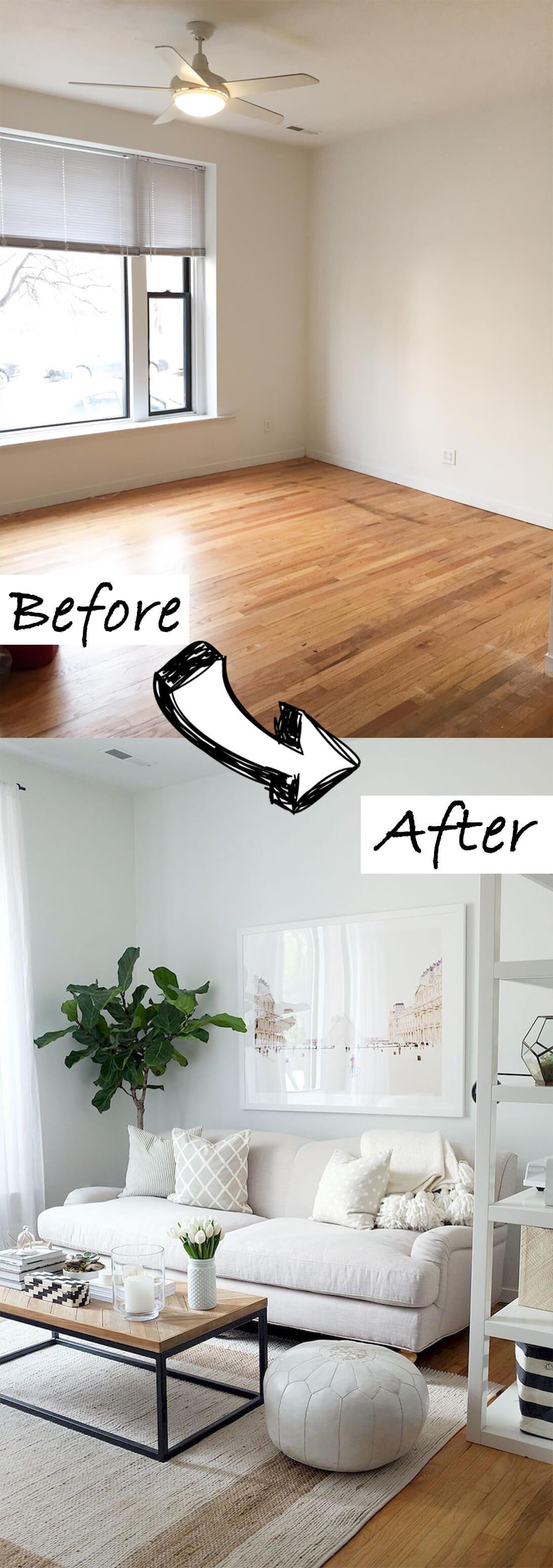Small Living Room Makeover Ideas Elegant 26 Best Bud Friendly Living Room Makeover Ideas for 2019