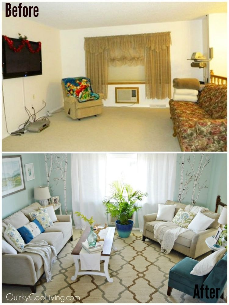 Small Living Room Makeover Ideas Lovely Hometalk