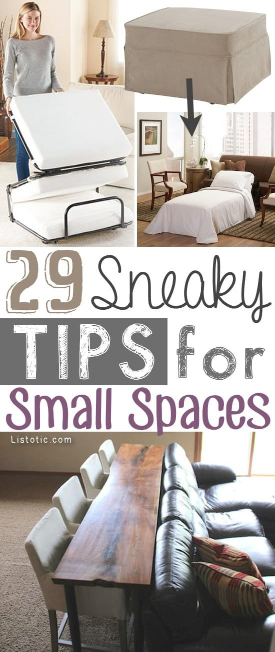 Small Living Room organization Ideas Beautiful 29 Sneaky Diy Small Space Storage and organization Ideas On A Bud