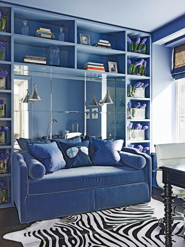 Storage Ideas for Small Living Rooms