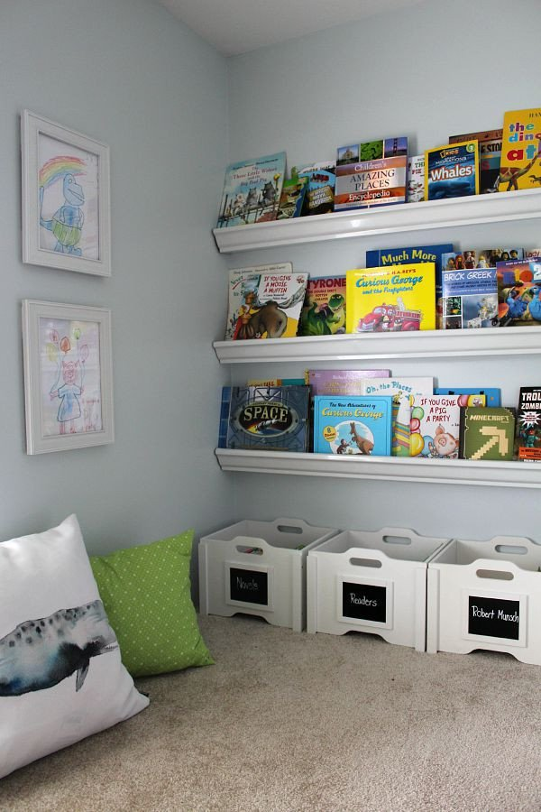 Small Living Room organization Ideas Elegant 25 Fab Ideas for organizing Playrooms & Kid S Spaces
