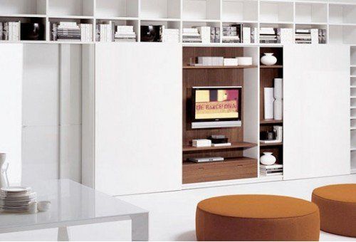 Small Living Room organization Ideas Luxury 25 Simple Living Room Storage Ideas Shelterness