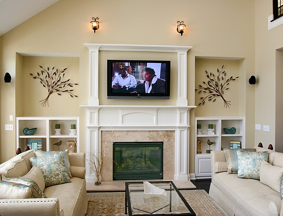 Small Living Room with Fireplace Beautiful Add Character to Your Home with Architectural Details