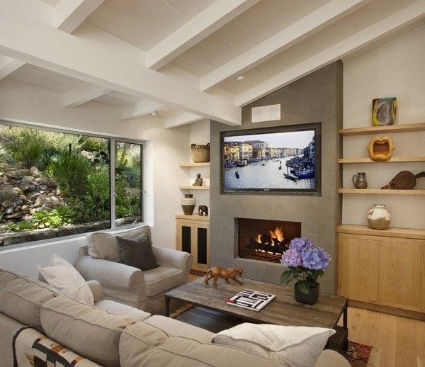 Small Living Room with Fireplace Inspirational Cool Ideas for Mounting A Tv Over A Fireplace In the Living Room