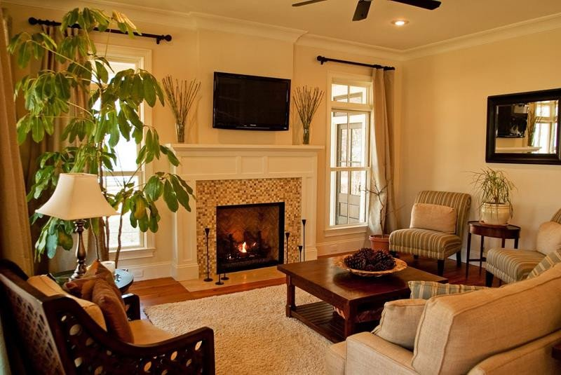 Small Living Room with Fireplace Lovely 54 fortable and Cozy Living Room Designs Page 11 Of 11