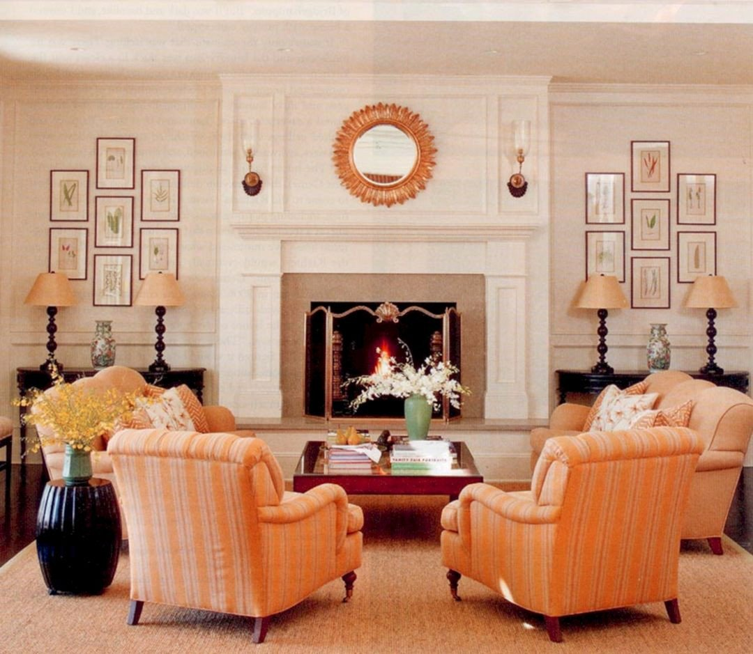Small Living Room with Fireplace New 22 Gorgeous Small Keeping Room with Fireplace Ideas for More Fun Live – Decoredo