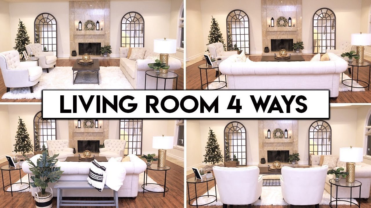 Small Living Roomlayout Ideas Awesome 4 Living Room Layout Ideas