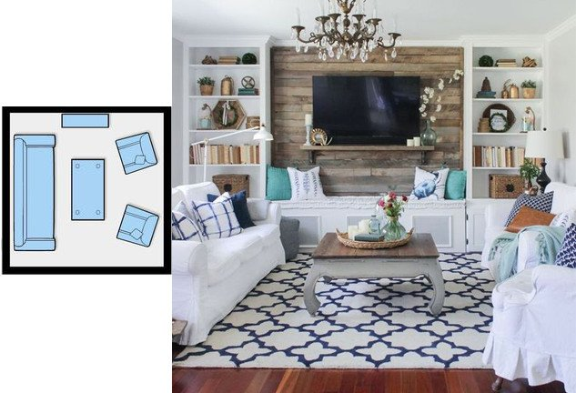 Small Living Roomlayout Ideas Unique Small Living Room Layouts with Tv 5 Home Ideas Hq
