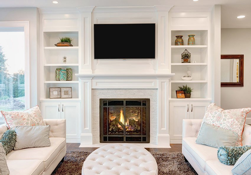 Small Living Roomwith Fireplace Ideas Elegant Small Living Room Ideas Decorating Tips to Make A Room Feel Bigger Designing Idea