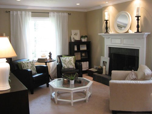 Small Living Roomwith Fireplace Ideas Fresh House Crashing & Table Setting