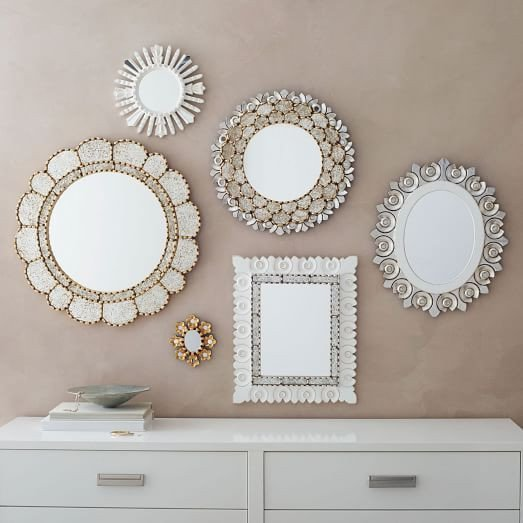 Small Mirrors for Wall Decor Fresh top Contemporary Ideas Of Home Decor with Wall Mirrors Fab