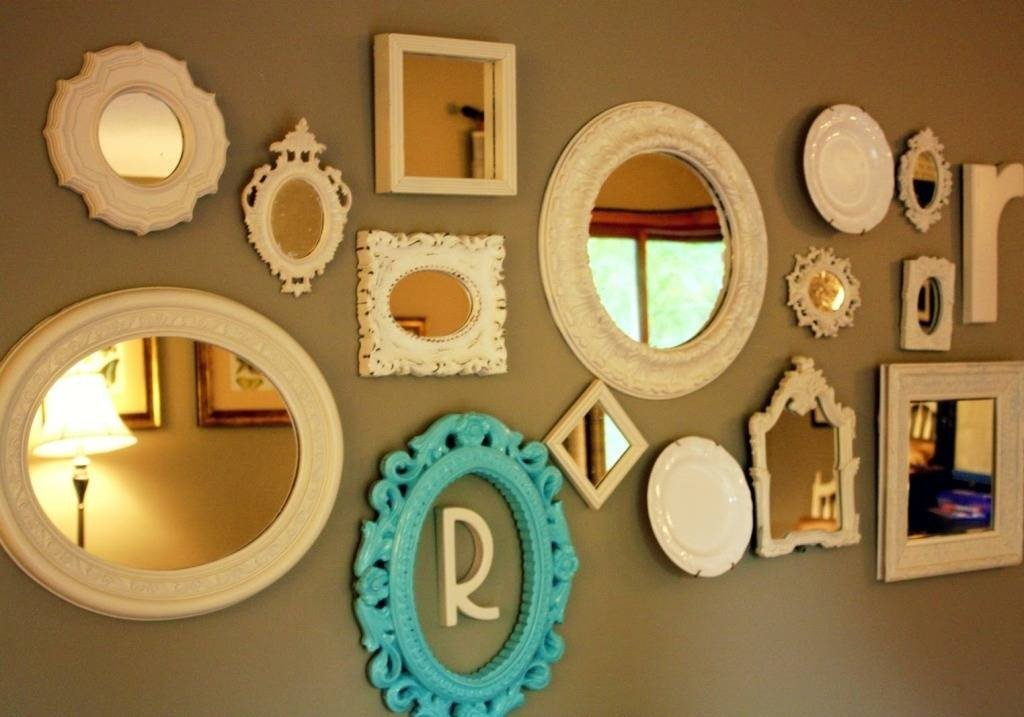 Small Mirrors for Wall Decor Inspirational 15 Best Ideas Of Small Decorative Wall Mirror Sets
