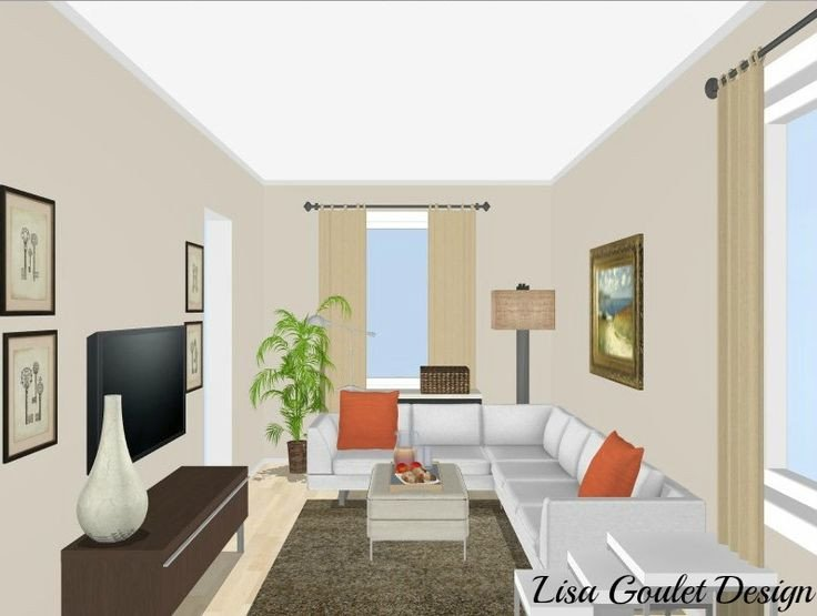 Small Rectangle Living Room Ideas Beautiful How to Furnish and Love A Long Narrow Living Room In 5 Easy Steps New House In 2019