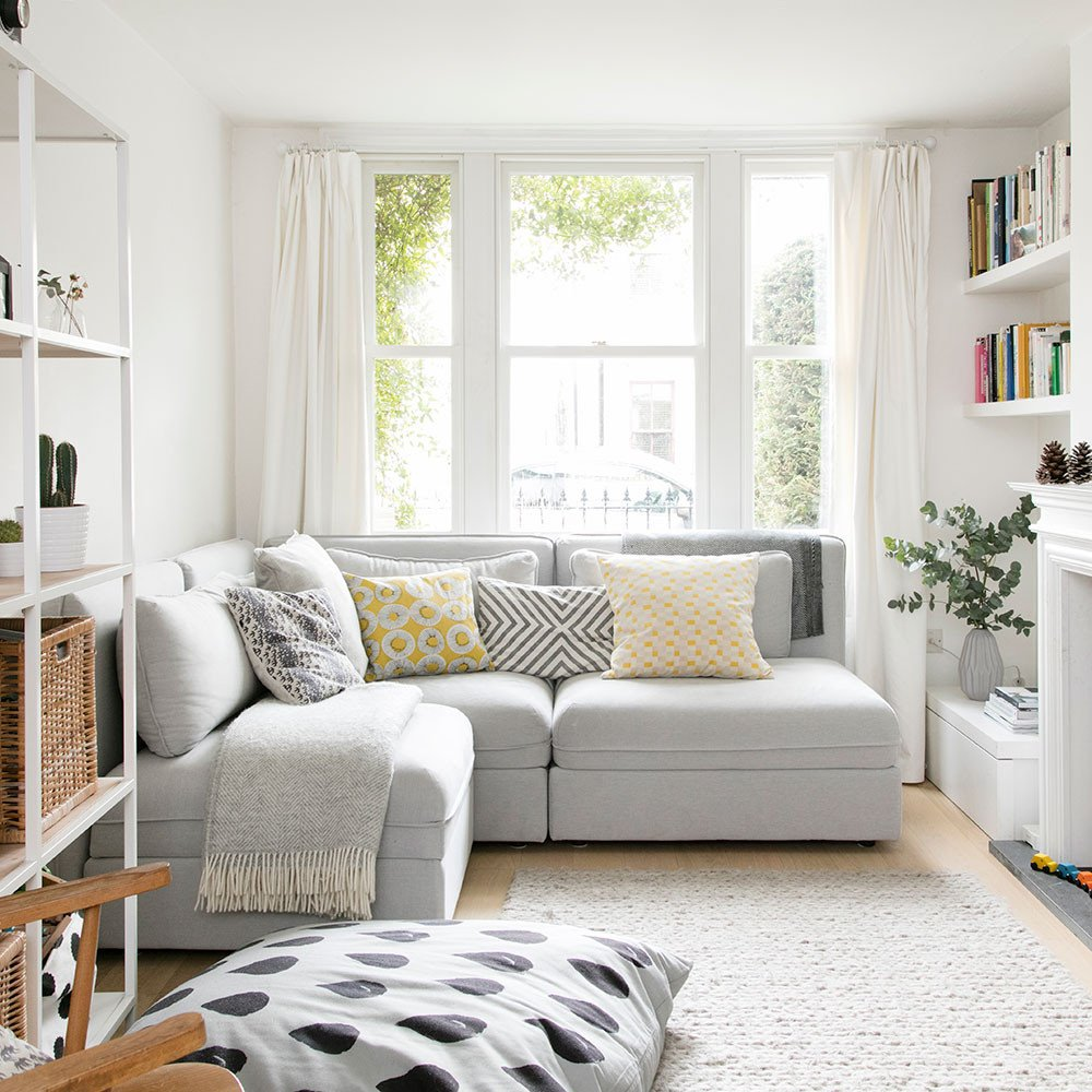 Small Living Roomdesign Ideas: 35 Best Of Small Rectangle Living Room Ideas