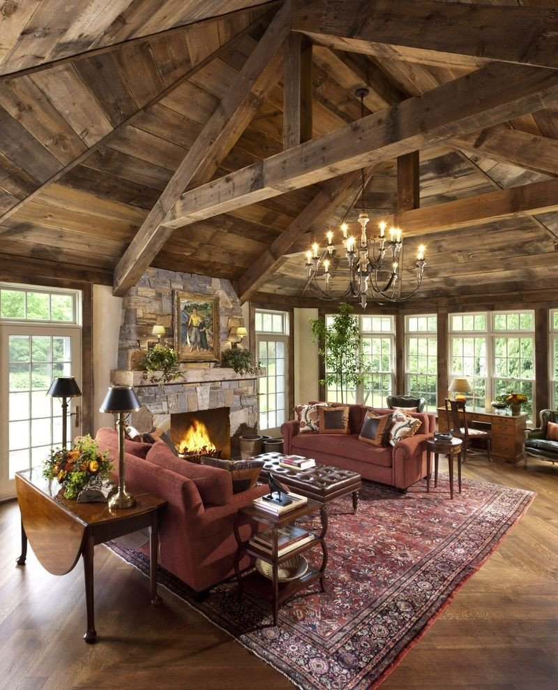 Small Rustic Living Room Ideas Elegant 40 Rustic Living Room Ideas to Fashion Your Revamp Around