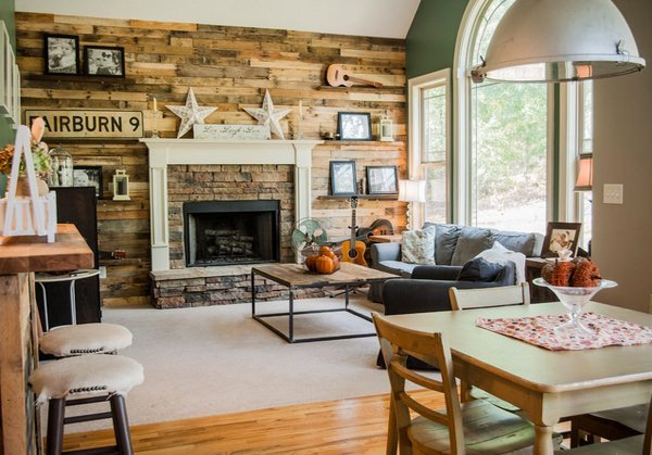 Small Rustic Living Room Ideas Lovely 15 Homey Rustic Living Room Designs