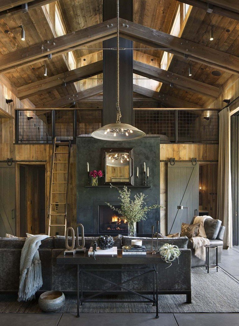 Small Rustic Living Room Ideas Lovely 41 Fy Small Farmhouse Rustic Living Room Decorating Ideas Page 2 Of 43