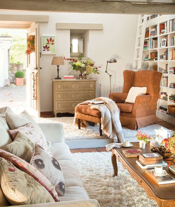 Small Rustic Living Room Ideas Luxury Rustic Small House with Beautiful Garden In Spanish