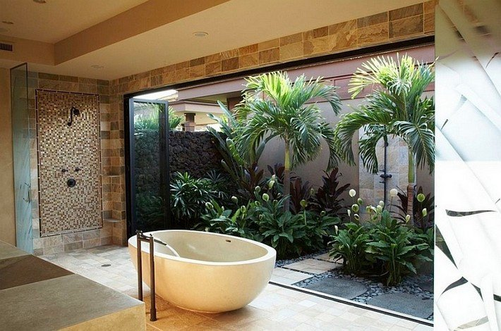 Spa Decor Ideas for Home Awesome Home Spa Bathroom Design Ideas