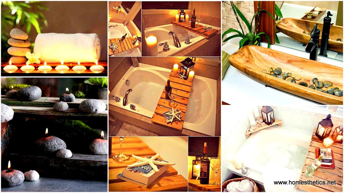Spa Decor Ideas for Home Elegant 19 Extremely Beautiful Affordable Decor Ideas that Will Add the Spa Style to Your Bathroom
