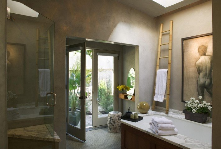 Spa Decor Ideas for Home Unique Home Spa Bathroom Design Ideas