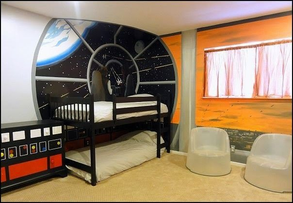 Space Room Decor for Kids Elegant Outer Space themed Bedroom Decorating Ideas Kids Bedrooms Dream House Pinterest