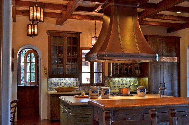 Spanish Style Home Decor Interior Beautiful Spanish Style Home Traditional Kitchen San Francisco by Melanie Giolitti Interior Design