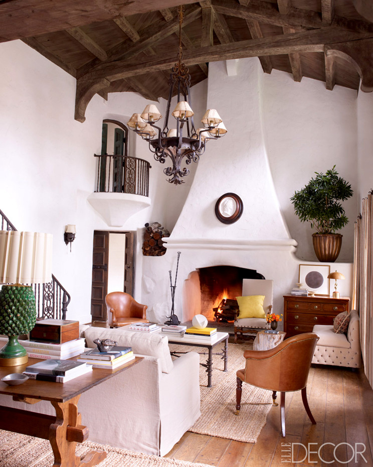 Spanish Style Home Decor Interior Beautiful Spanish Style Interiors