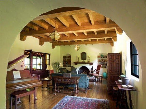 Spanish Style Home Decor Interior Best Of Spanish Style Interiors