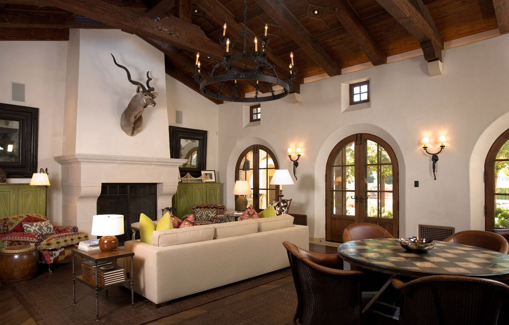 Spanish Style Home Decor Interior Lovely Interesting Spanish Home Interior Design with Nice Ideas