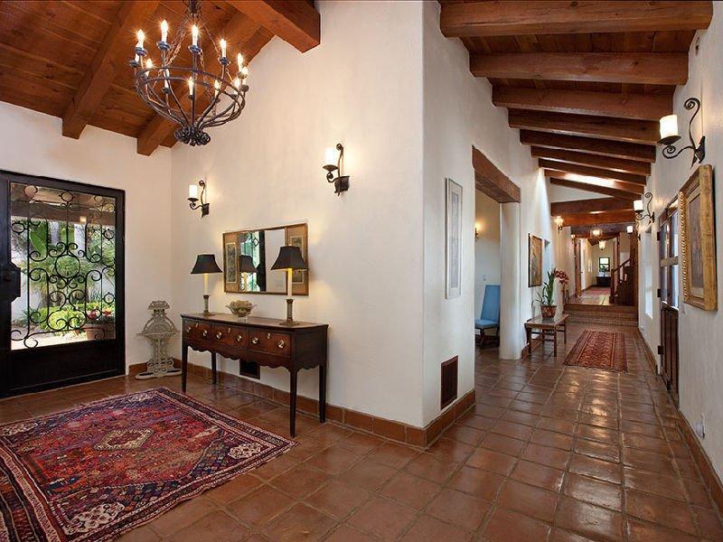 Spanish Style Home Decor Interior New Spanish Hacienda Style Decor House Furniture