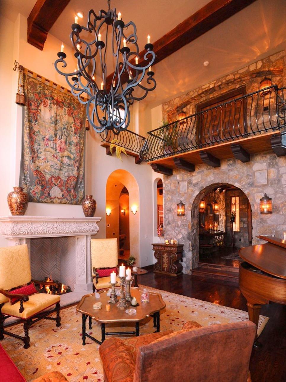 Spanish Style Home Decor Interior Unique Spanish Style Decorating Ideas