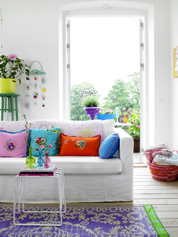 Spring Living Room Decorating Ideas Awesome 20 Awesome Spring Living Rooms Decoholic
