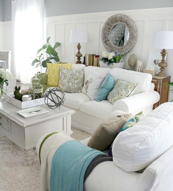 Spring Living Room Decorating Ideas Awesome Spring Decorating Ideas for Your Living Room Design