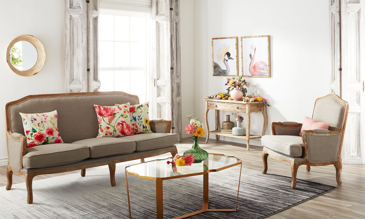 Spring Living Room Decorating Ideas Beautiful Beautiful Spring Decorating Ideas Overstock
