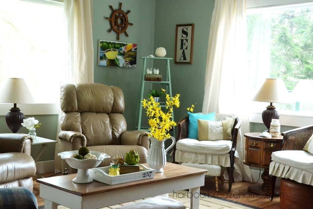 Spring Living Room Decorating Ideas Fresh Spring Living Room Reveal