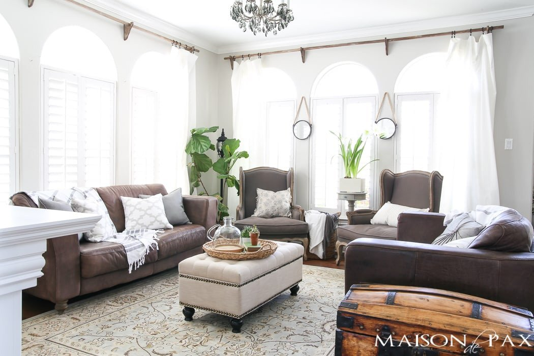 Spring Living Room Decorating Ideas Inspirational Spring Living Room Decorating Ideas Maison De Pax