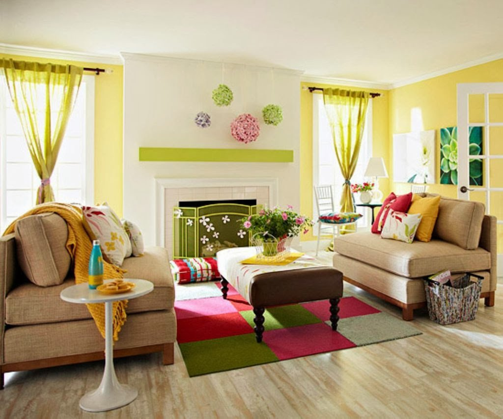 Spring Living Room Decorating Ideas Lovely Spring Decorating Ideas for Your Living Room Design