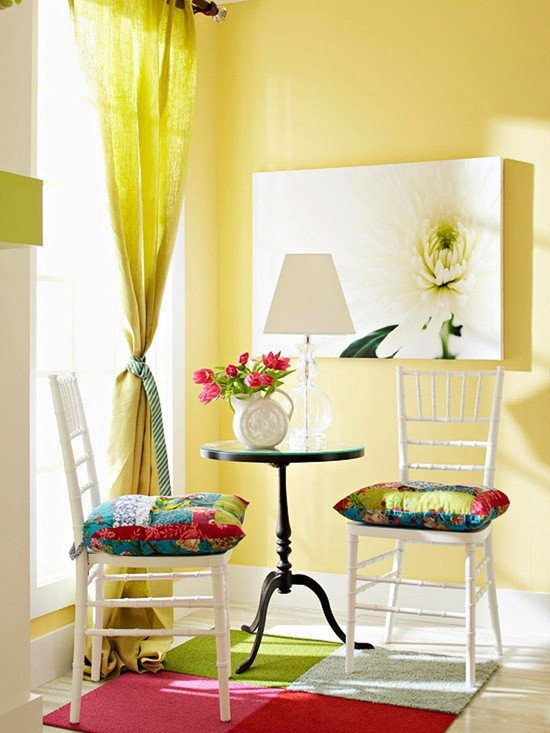 Spring Living Room Decorating Ideas New 33 Colorful and Airy Spring Living Room Designs Digsdigs